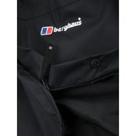 Berghaus Deluge Cubrepantalones Mujer, black